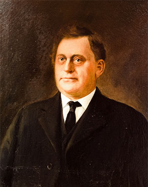 Commissioner James D. Price